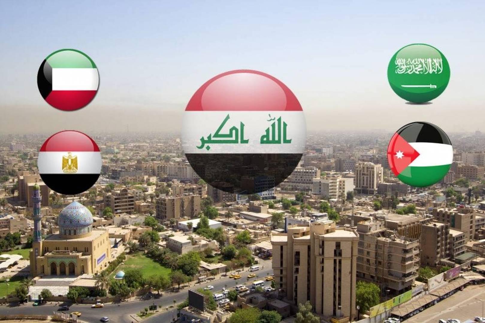 وزراء خارجية الكويت والسعودية ومصر والأردن: ندعو تركيا لوقف انتهاكاتها ضد العراق