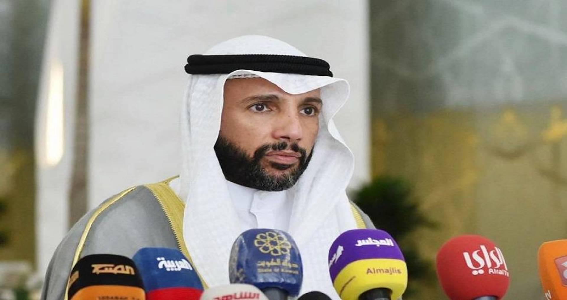 الرئيس الغانم نقلاً عن نائب الأمير: لا شيء يستدعي حلَّ مجلس الأمة