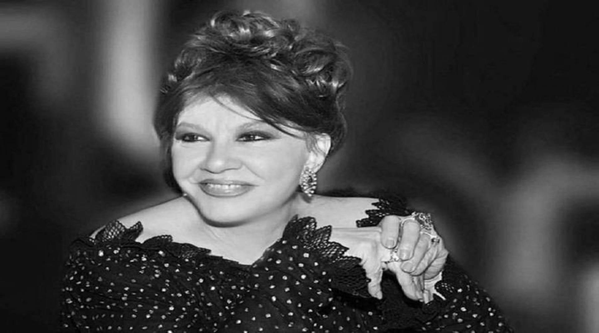وفاة الفنانة المصرية شويكار بعد صراع مع المرض