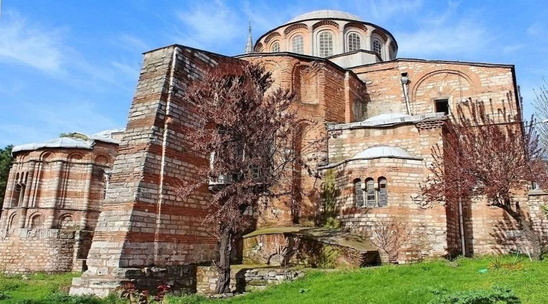 بعد آيا صوفيا.. تحويل كنيسة شورا التاريخية في تركيا إلى مسجد