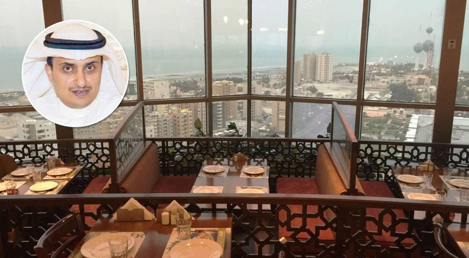 المنفوحي لـ«القبس»: عودة عمل «المطاعم» 24 ساعة