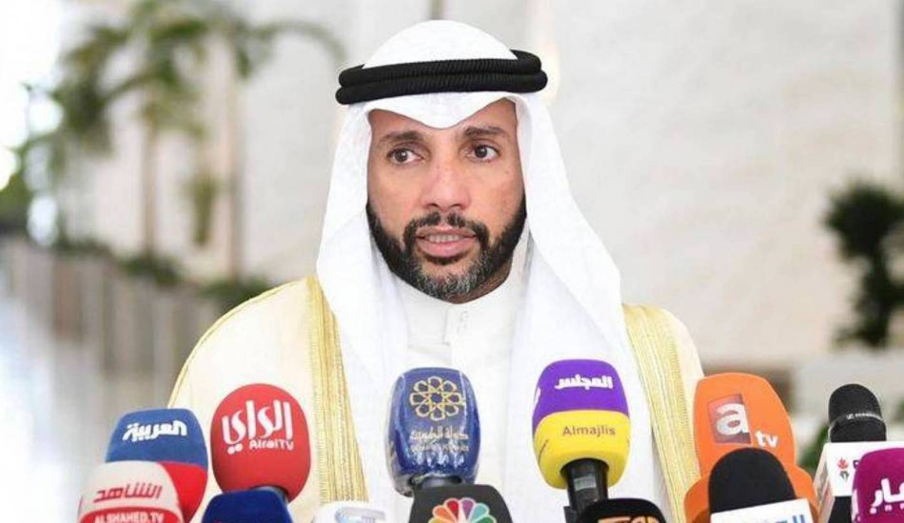 الرئيس الغانم: تشاور مستمر مع رئيس الوزراء بشأن موعد فض دور الانعقاد