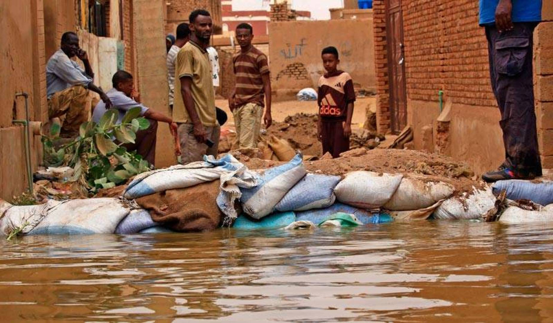 فيضانات السودان: معاناة بشر وتهديد لكنوز الحجر