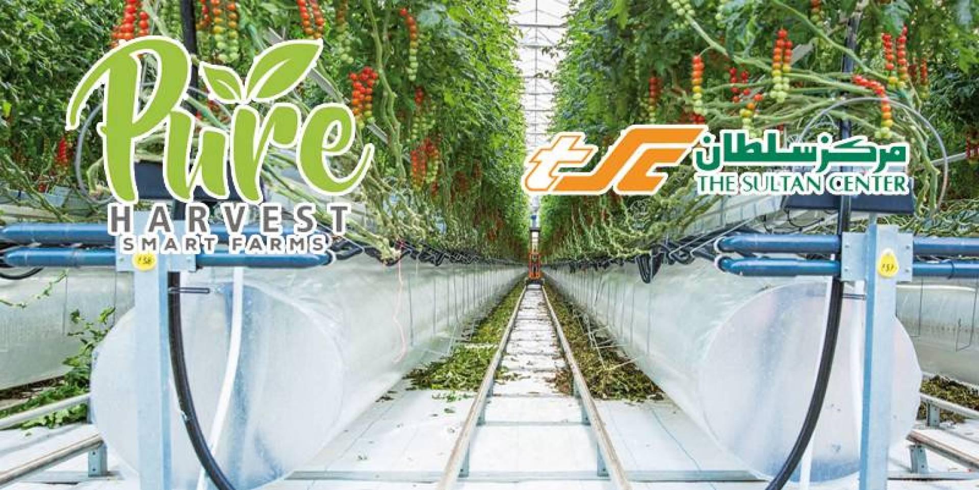 أول مزرعة ذكية في الكويت بـ 30 مليون يورو