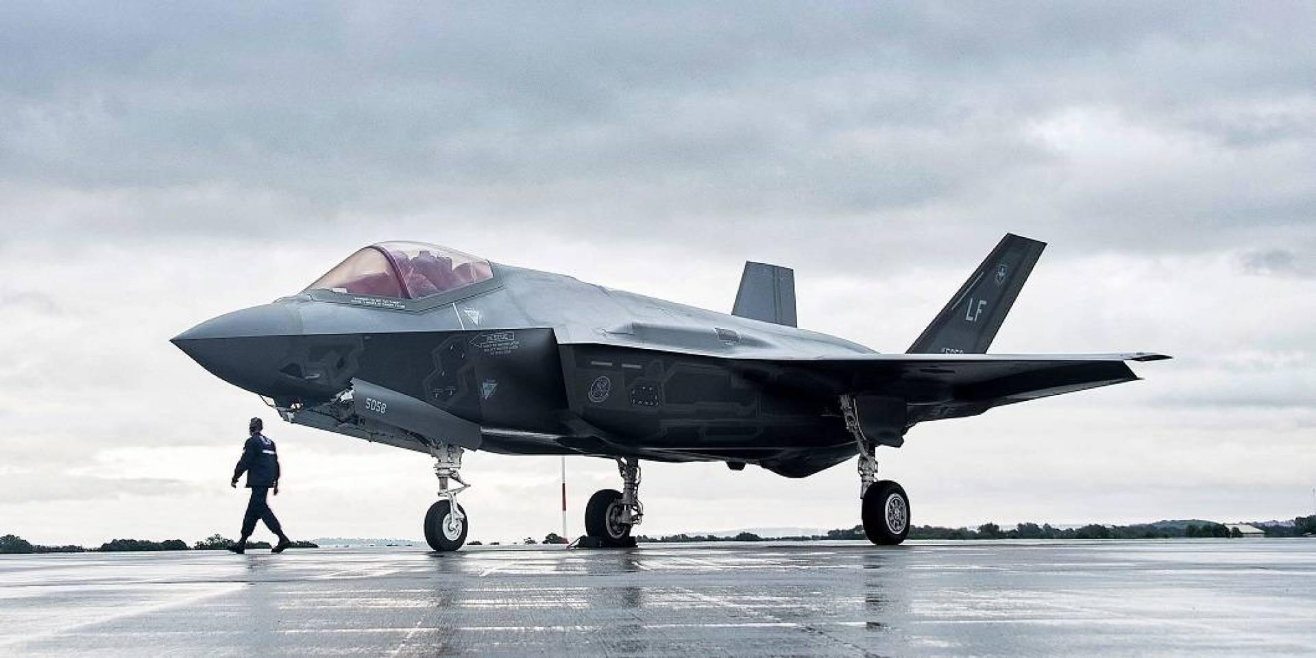 البنتاغون يواجه صعوبات لتشغيل مقاتلات F35