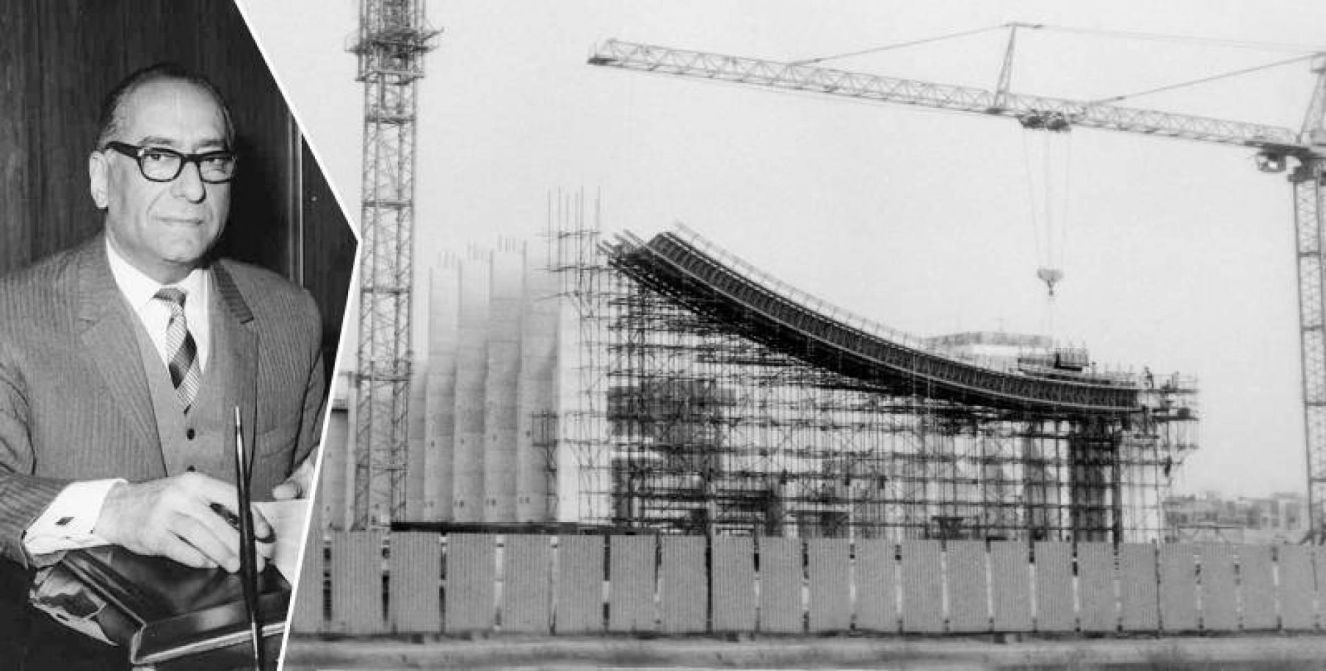1972| وزير الدولة: مبنى مجلس الأمة الجدد يتسع لـ 100 نائب.. وصالة لـ 500 شخص