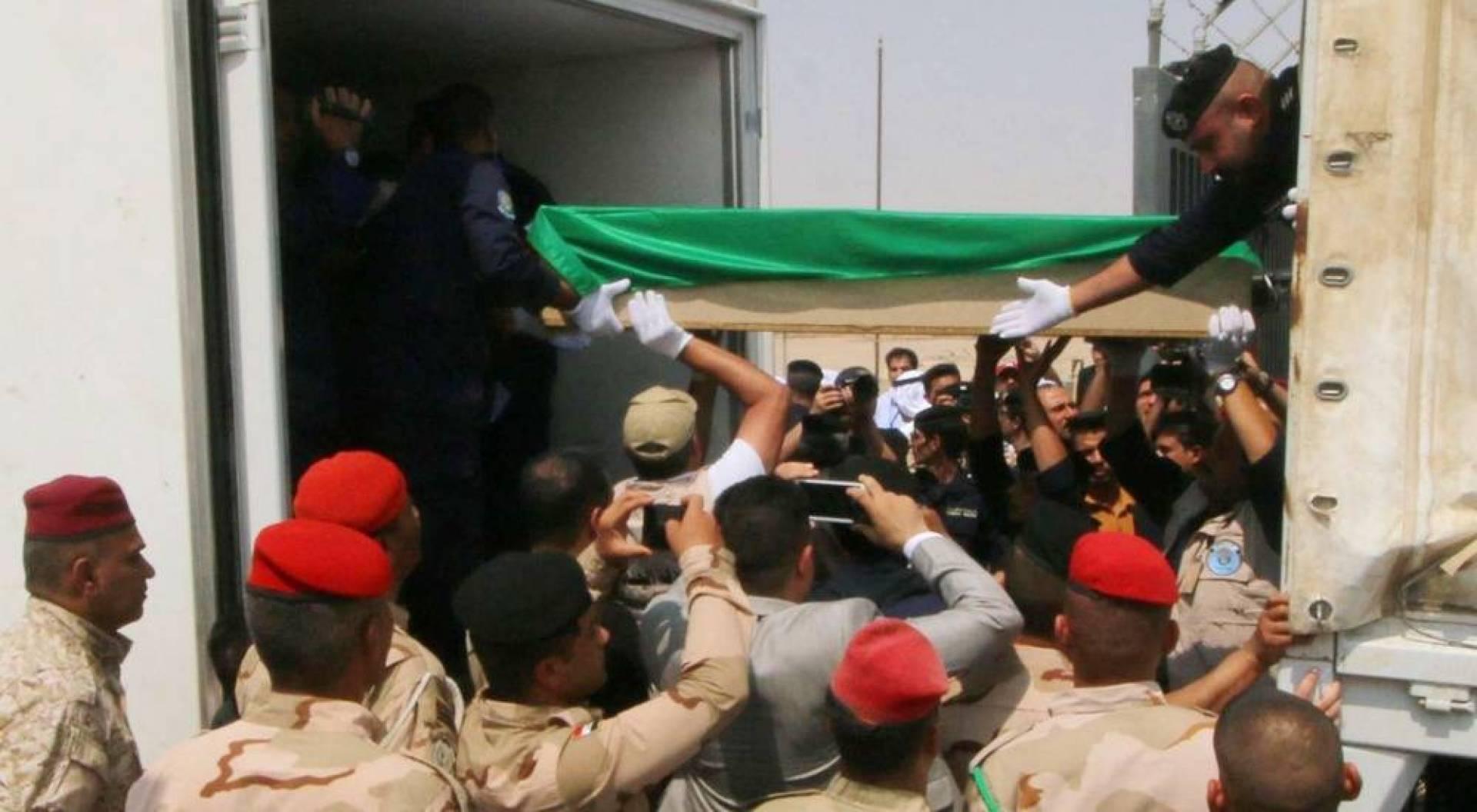 مصادر دبلوماسية لـ «القبس»: الكويت تتسلم اليوم نحو 20 رفات من العراق مع صندوق لمتعلقاتهم