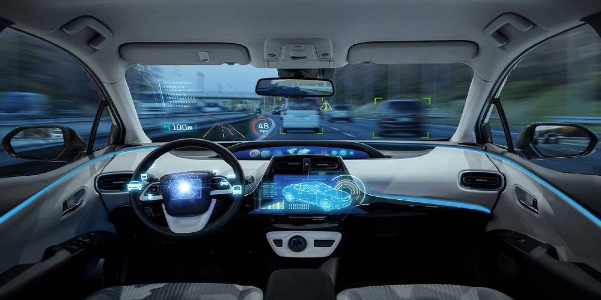 تقنية جديدة تجعل السيارات ذاتية القيادة «مقاومة للحوادث»
