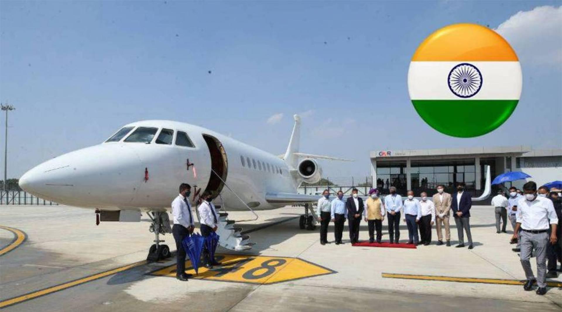 الهند تفتتح أول محطة للطائرات الخاصة لخدمة المليارديرات