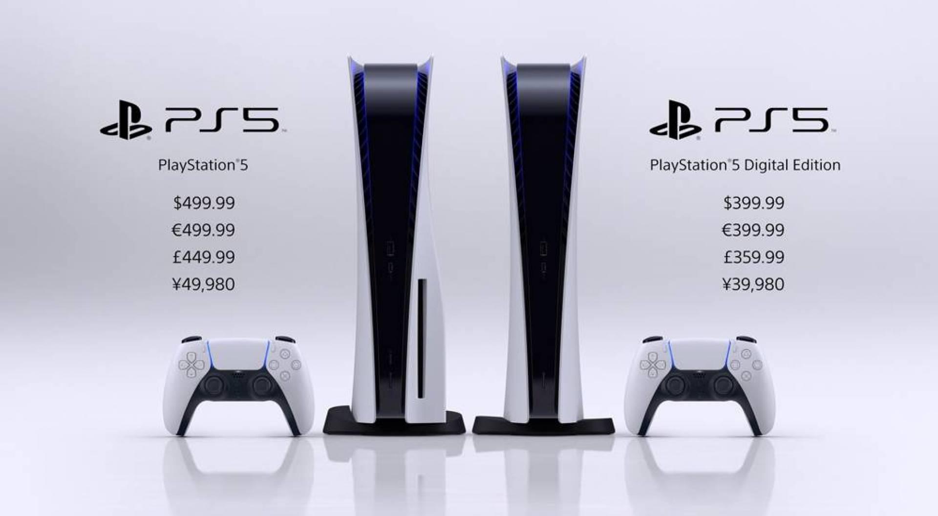 «سوني» تطرح جهاز «PlayStation 5» في 12 نوفمبر بسعر يبدأ من 400 دولار