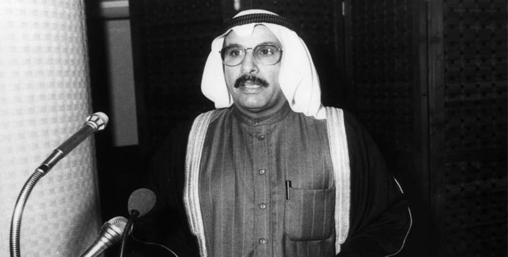 راشد الراشد وكيل وزارة الخارجية.. أرشيفية