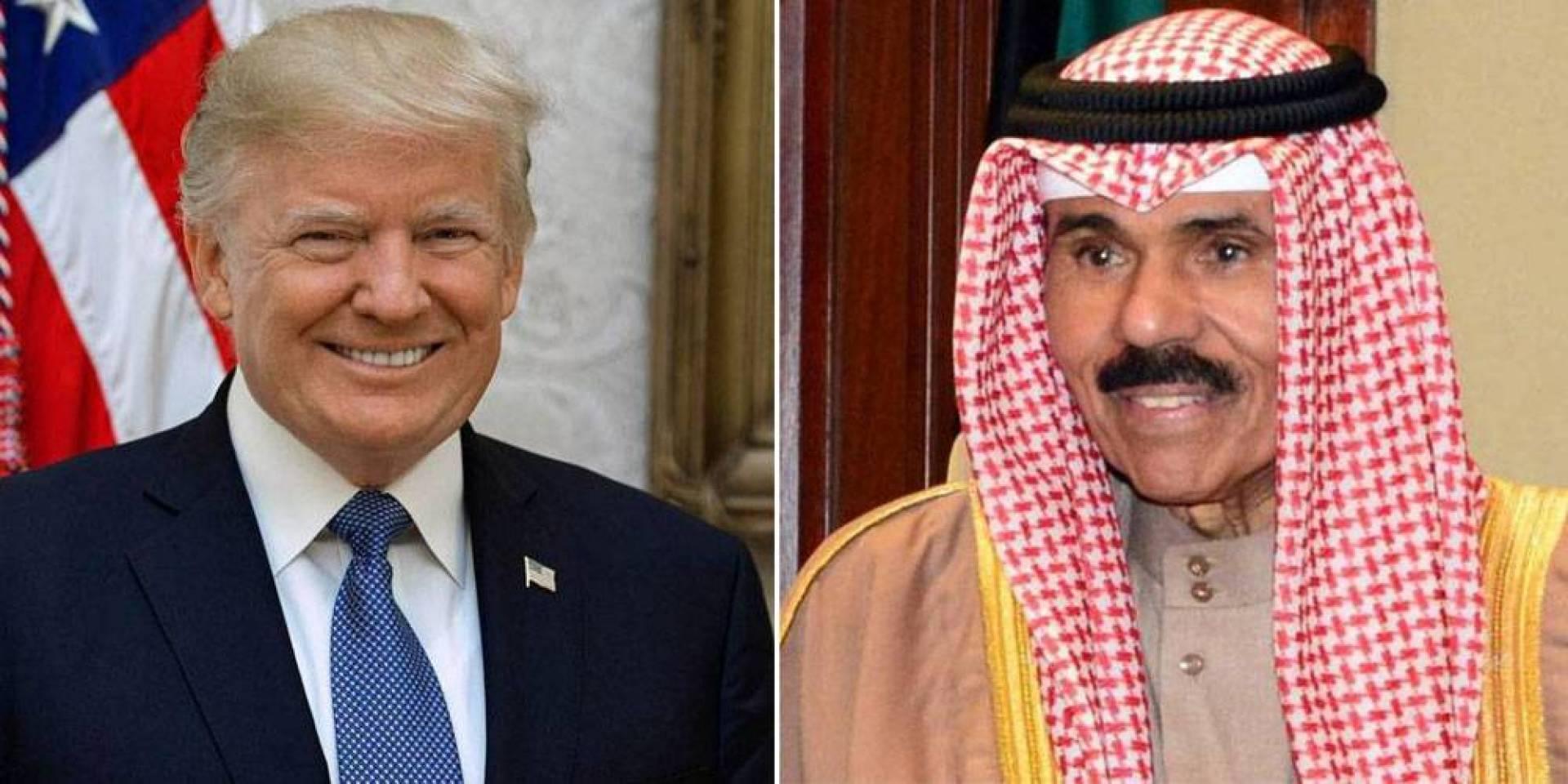 سمو نائب الأمير يشكر الرئيس ترامب: نعتز بمنح سمو الأمير وسام الاستحقاق الأميركي