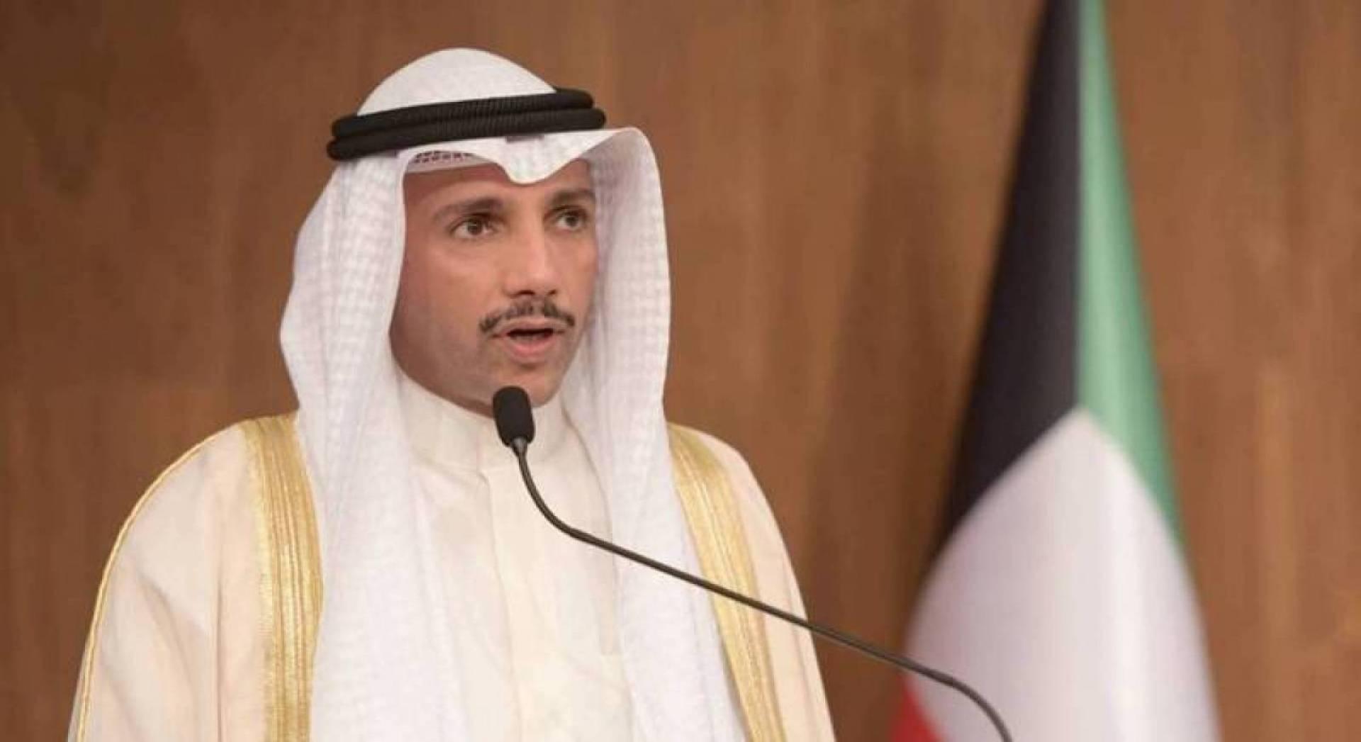 الرئيس الغانم: أشعر بالاعتزاز بالتكريم عالي المستوى لـ سمو الأمير من قبل الرئيس الأميركي