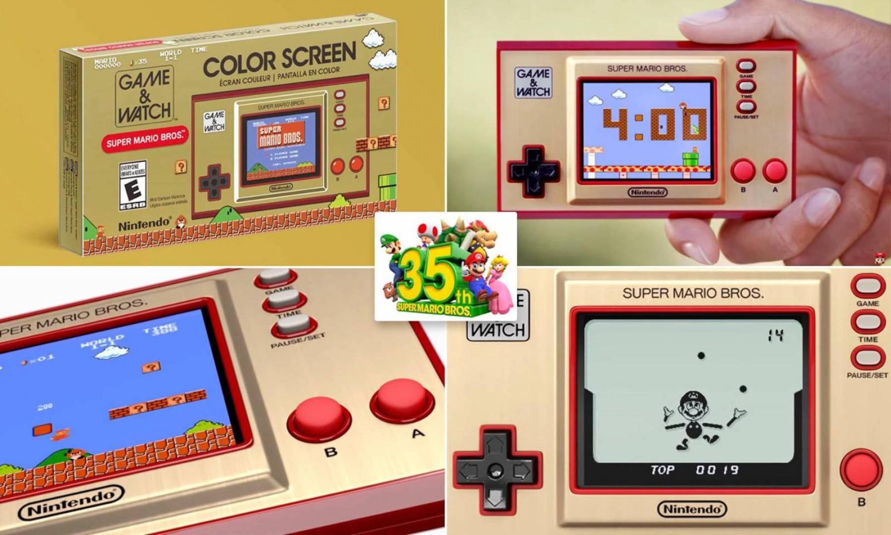 ألعاب الثمانينيات تعود إلى السوق