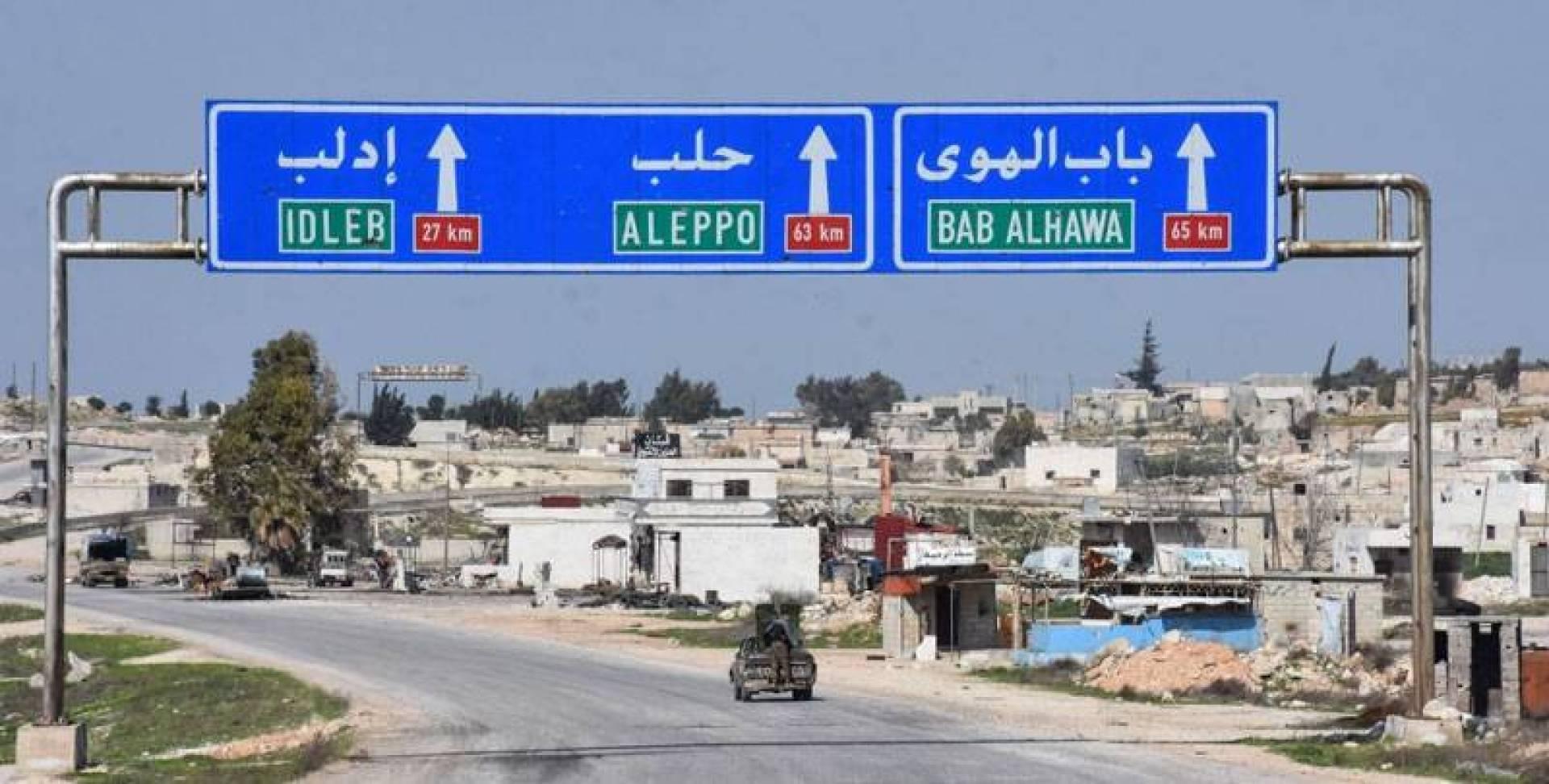 خلاف روسي - تركي يترجم تصعيداً في إدلب