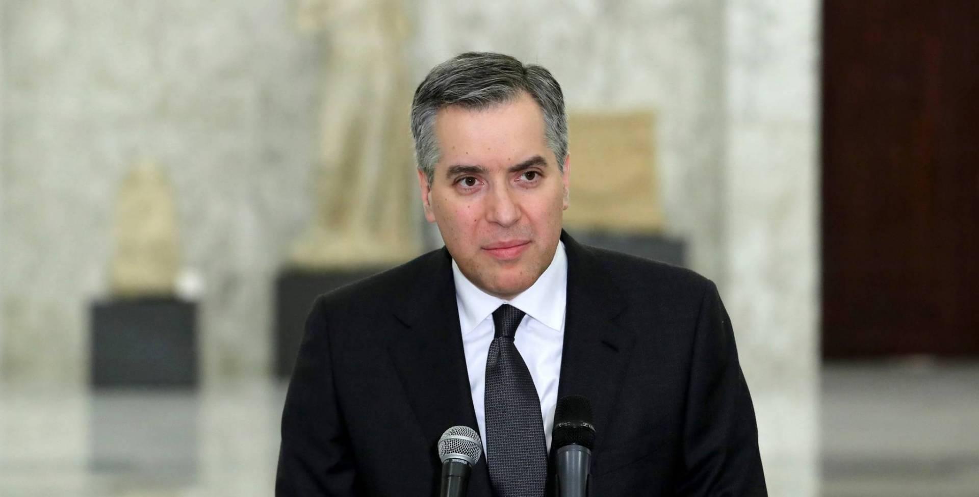 رئيس الحكومة المكلف مصطفى أديب
