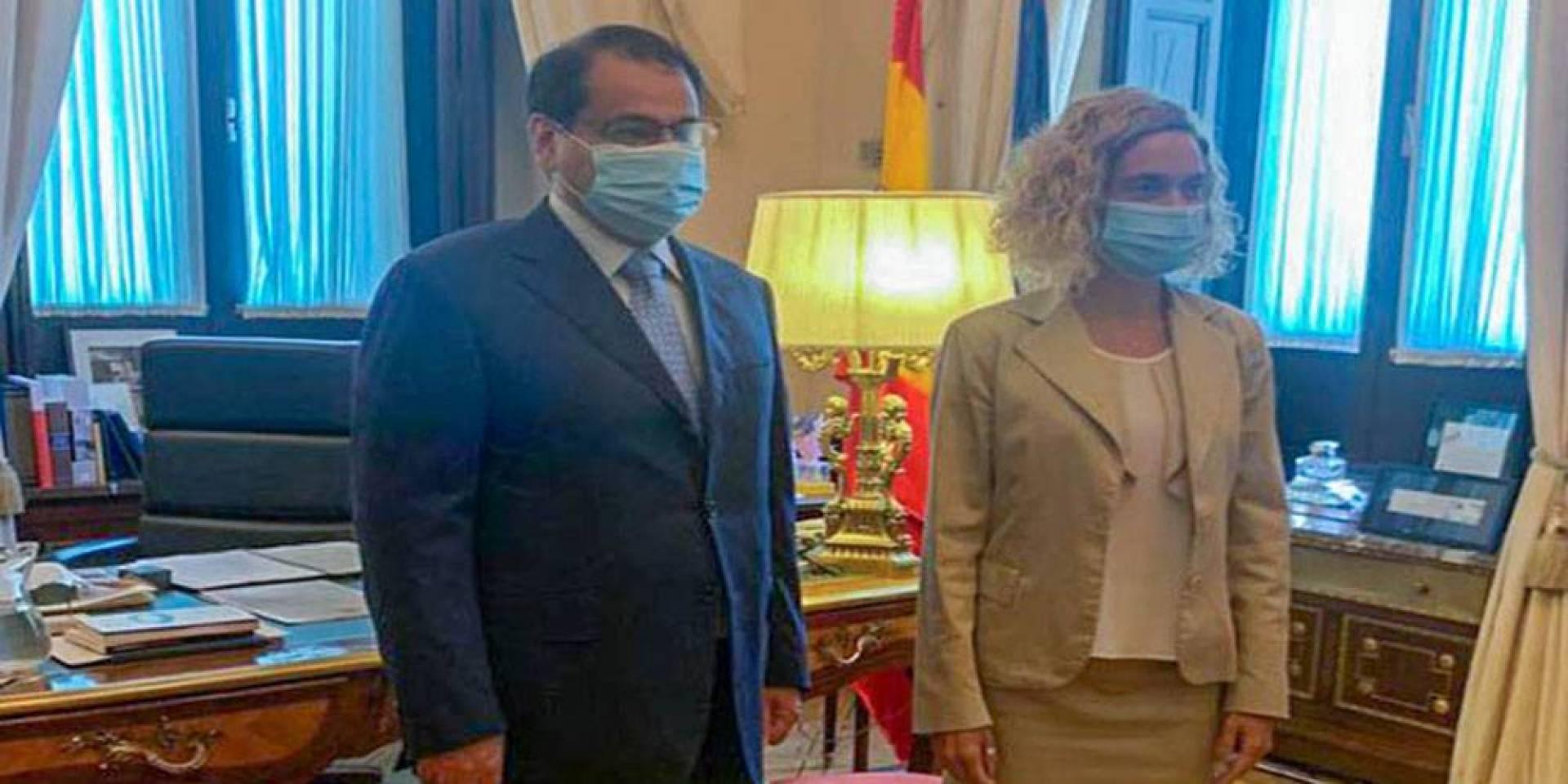 رئيسة البرلمان الأسباني: دعم ملف الكويت بإعفاء مواطنيها من تأشيرة «شنغن»
