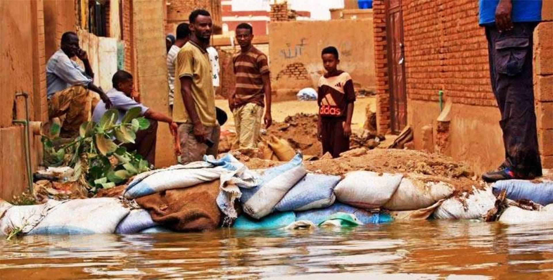 السماح بإرسال التبرعات إلى السودان عبر محال الصرافة