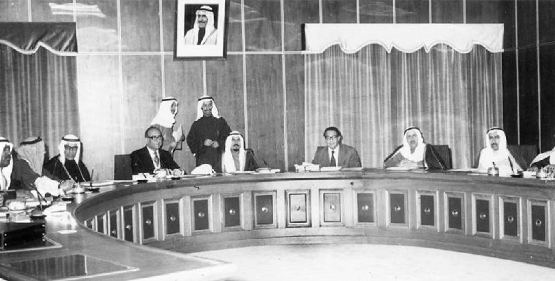 اجتماع مجلس الوزراء.. صورة أرشيفية
