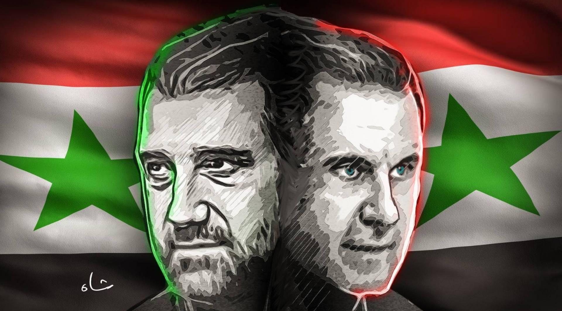 رامي مخلوف يفتح النار على ابن عمته بشار الأسد