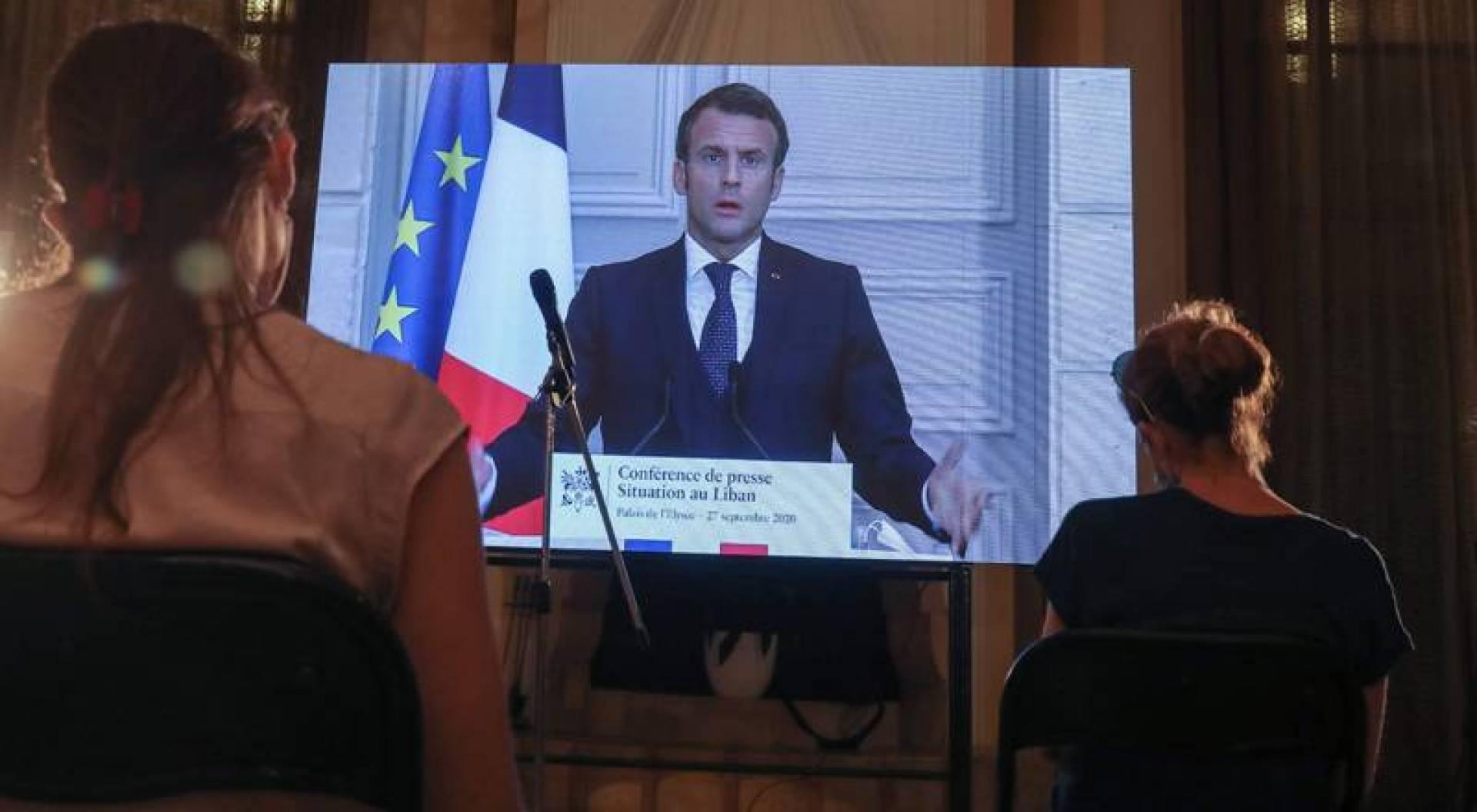لبنان: الهزة الفرنسية جمّدت المسؤولين.. والعين على حزب الله