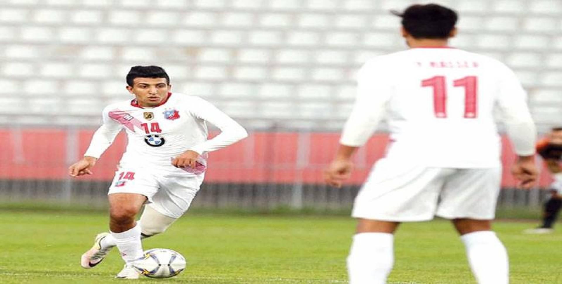 الكويت يُجهِّز أمجد عطوان لبطولة الكأس