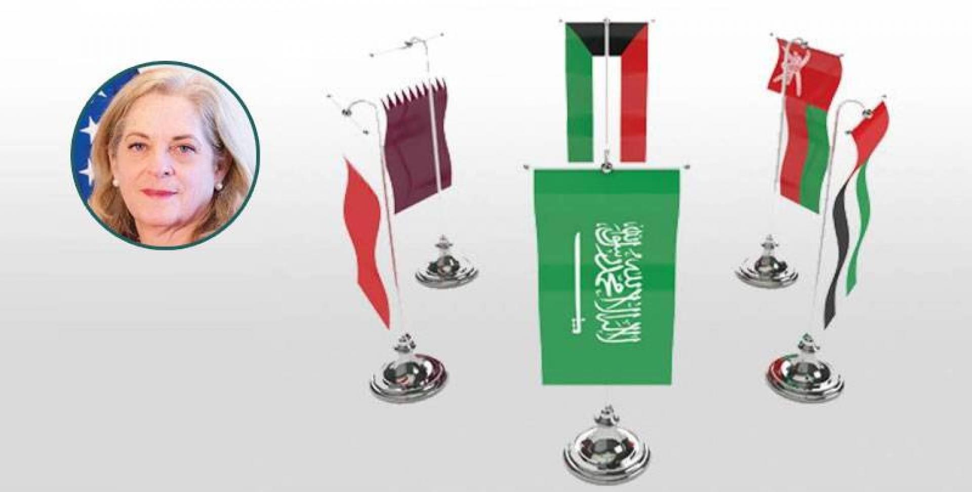 السفيرة الأميركية: دعم الوساطة الكويتية مستمر لحل الأزمة الخليجية