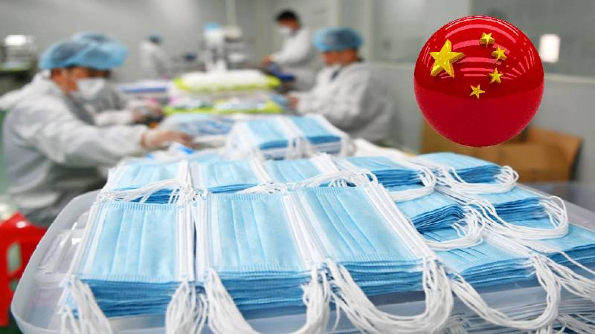 40 مليار دولار مبيعات الصين من الكمامات!