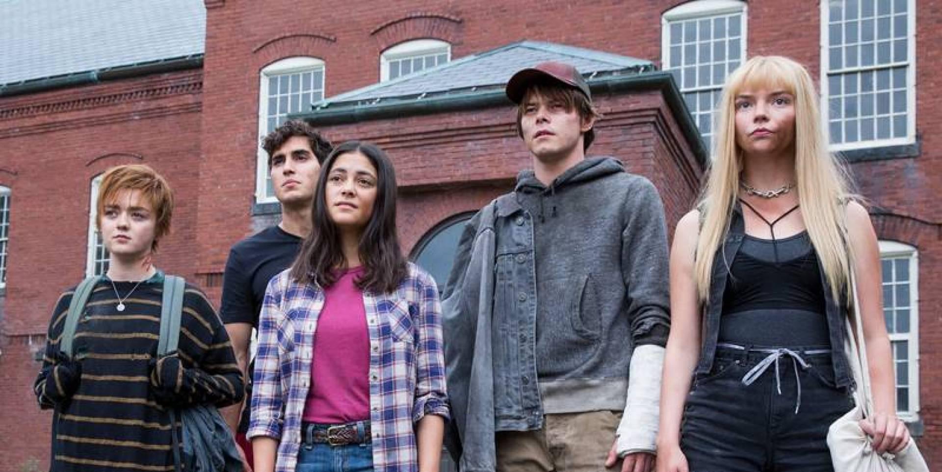 أبطال The New Mutants
