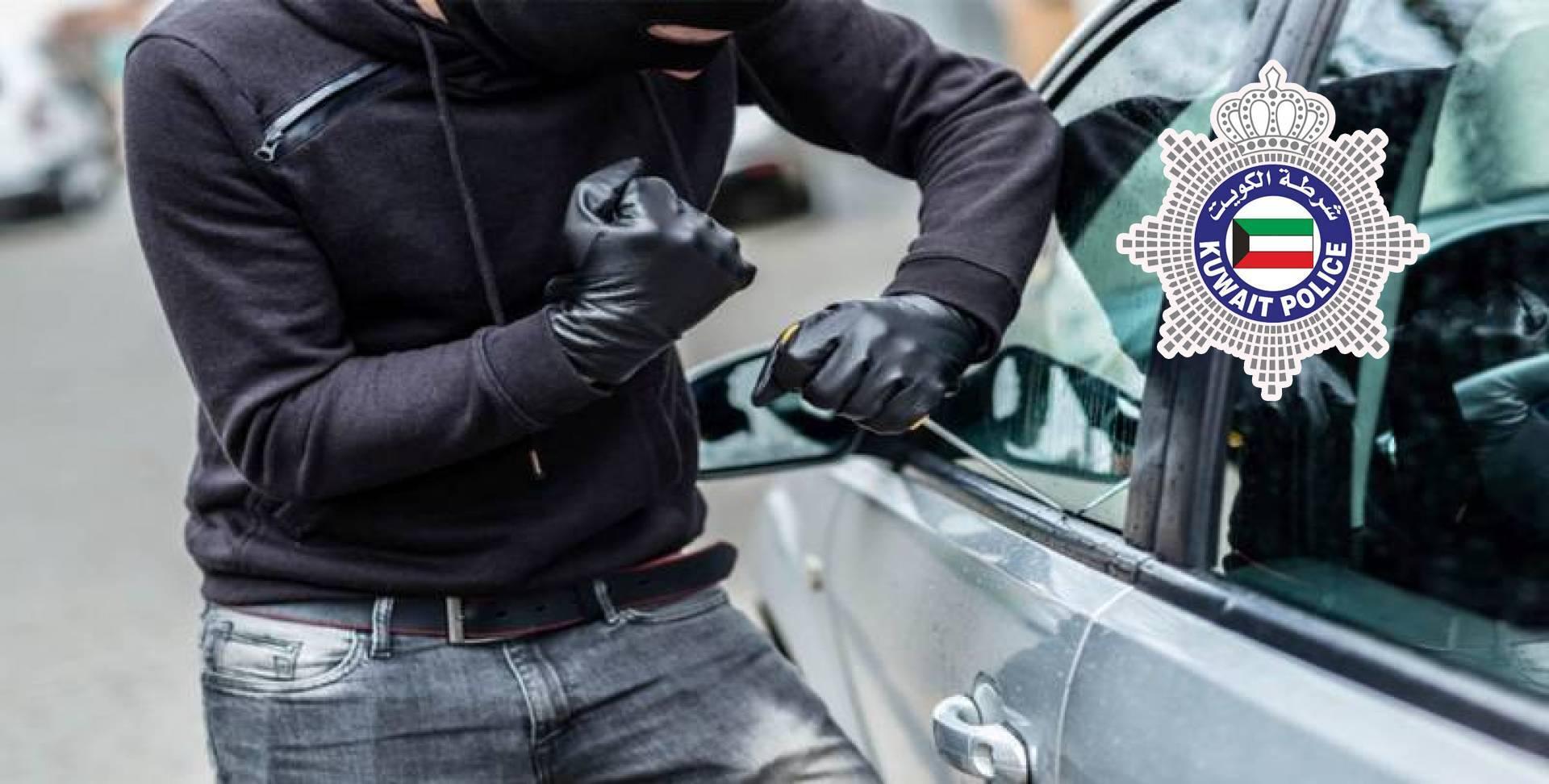 سقوط عصابة خطيرة لسرقة السيارات في قبضة المباحث