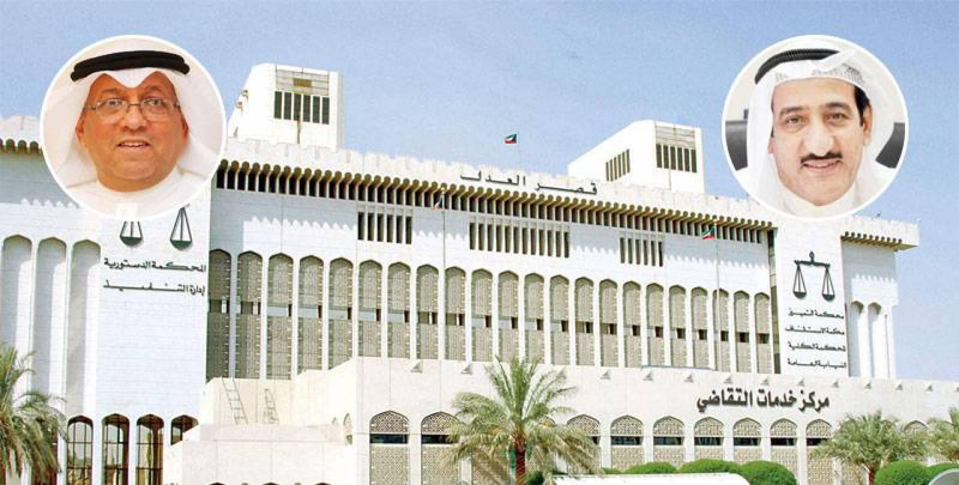 العجيل الأقرب لخلافة المطاوعة في رئاسة القضاء