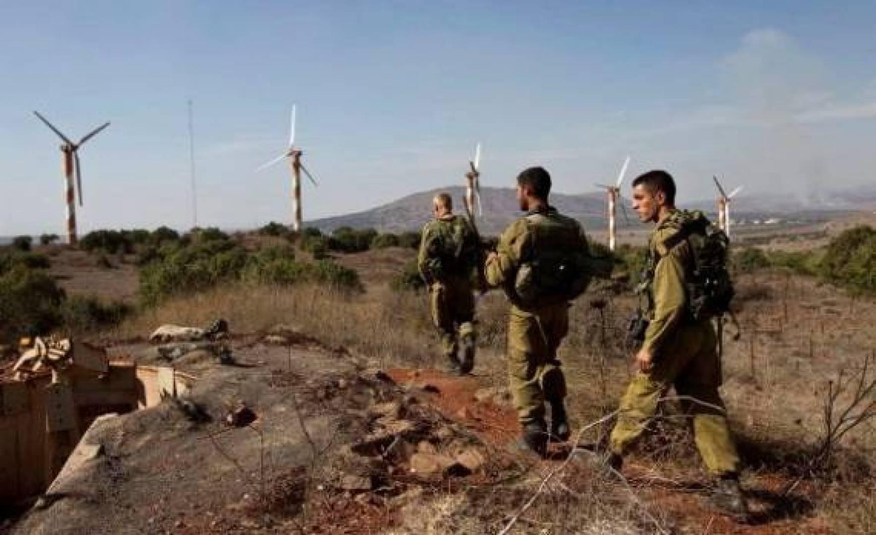 إسرائيل تستهدف مقراً لميليشيات إيرانية جنوبي سوريا