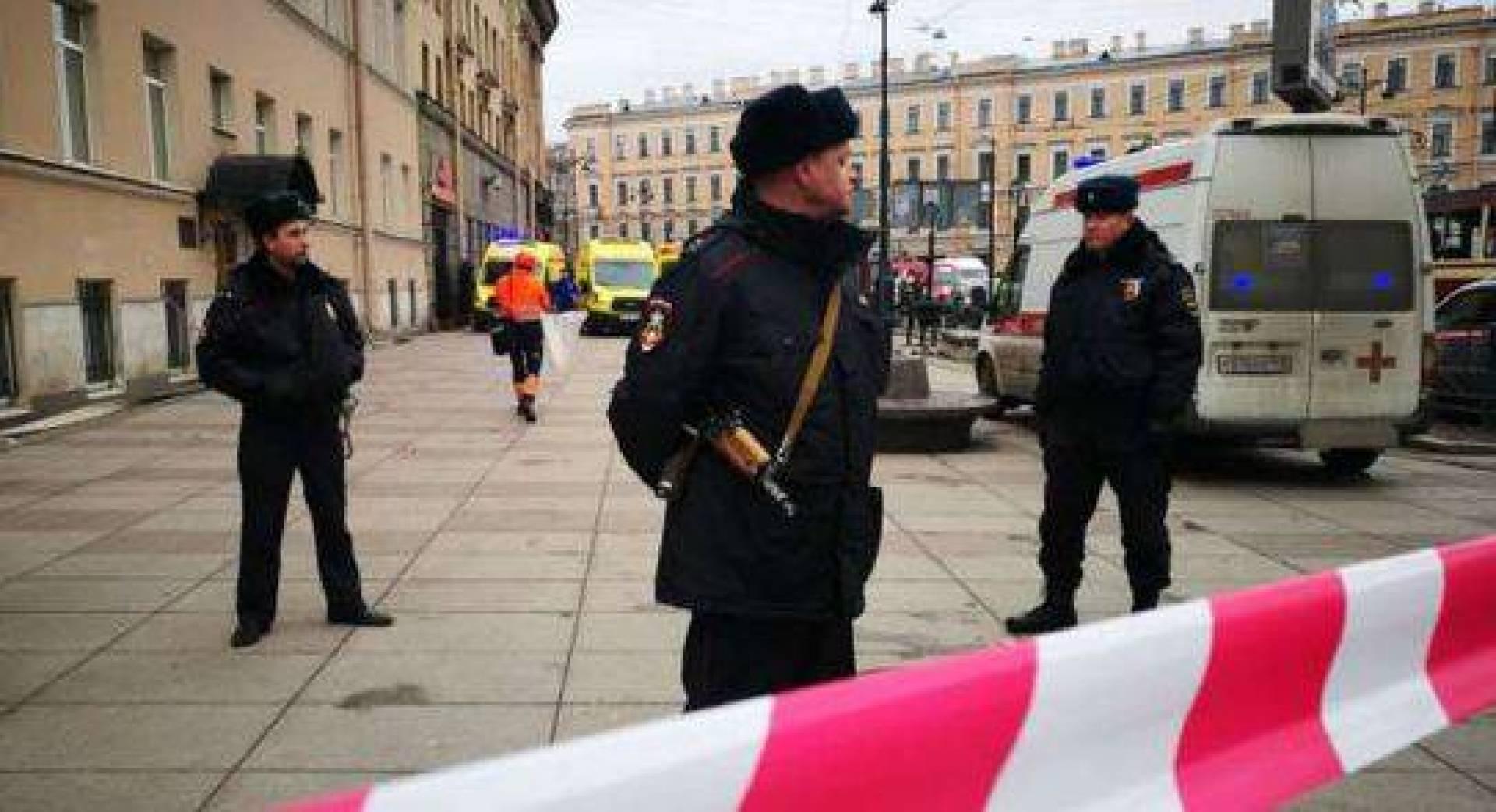 إحباط هجوم إرهابي في موسكو