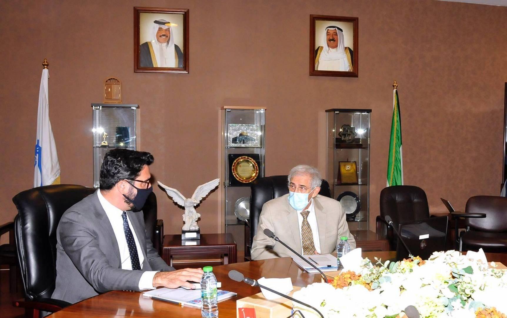 اللجنة الدولية للصليب الأحمر تشيد بالجهود الانسانية للكويت