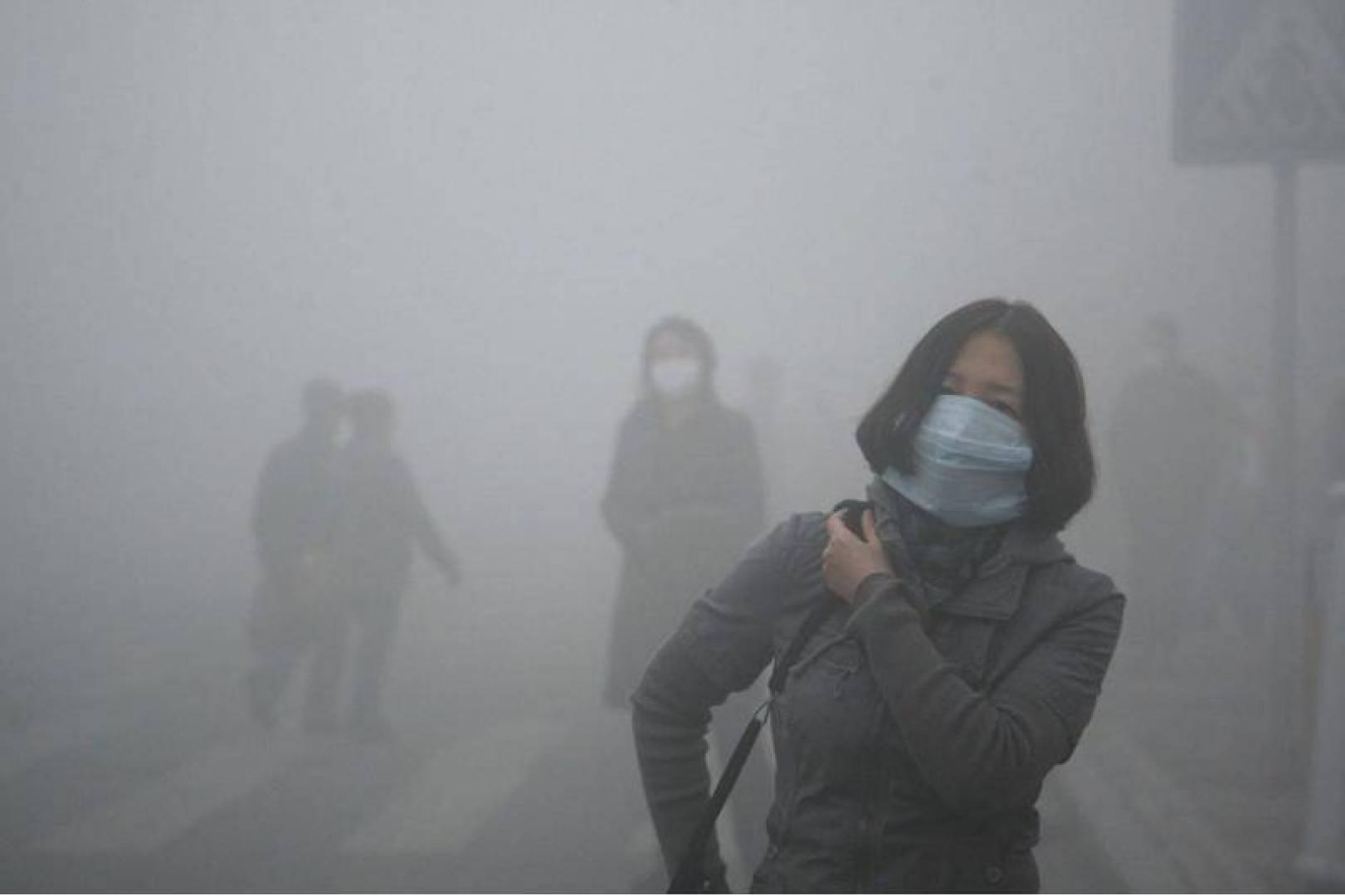 تلوث الهواء قد يزيد خطر الوفاة بكورونا