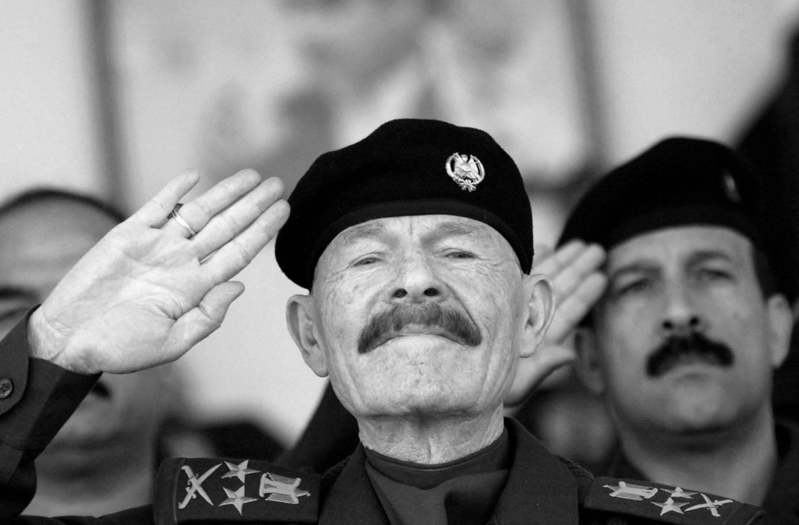 وفاة «عزت الدوري».. الرجل الثاني في  النظام العراقي البائد