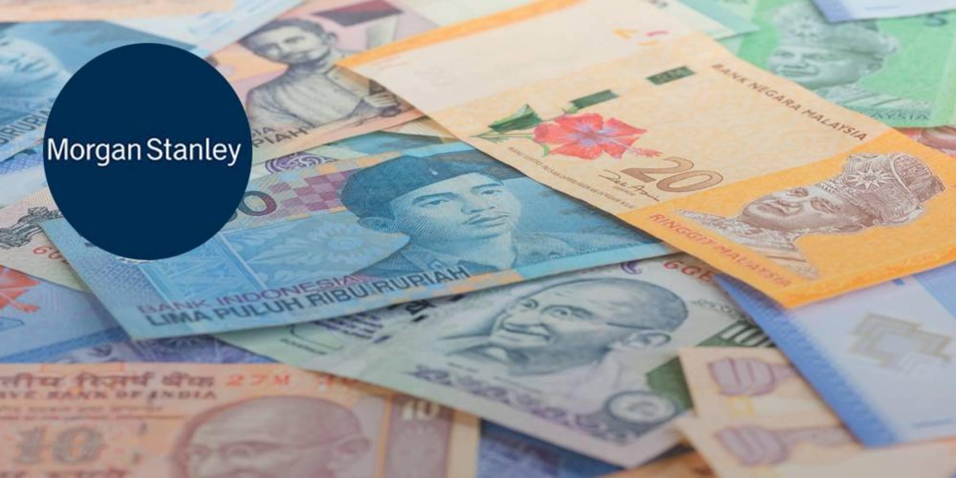 «مورجان ستانلي»: على المستثمرين الاستعداد لارتفاع عملات الأسواق الناشئة