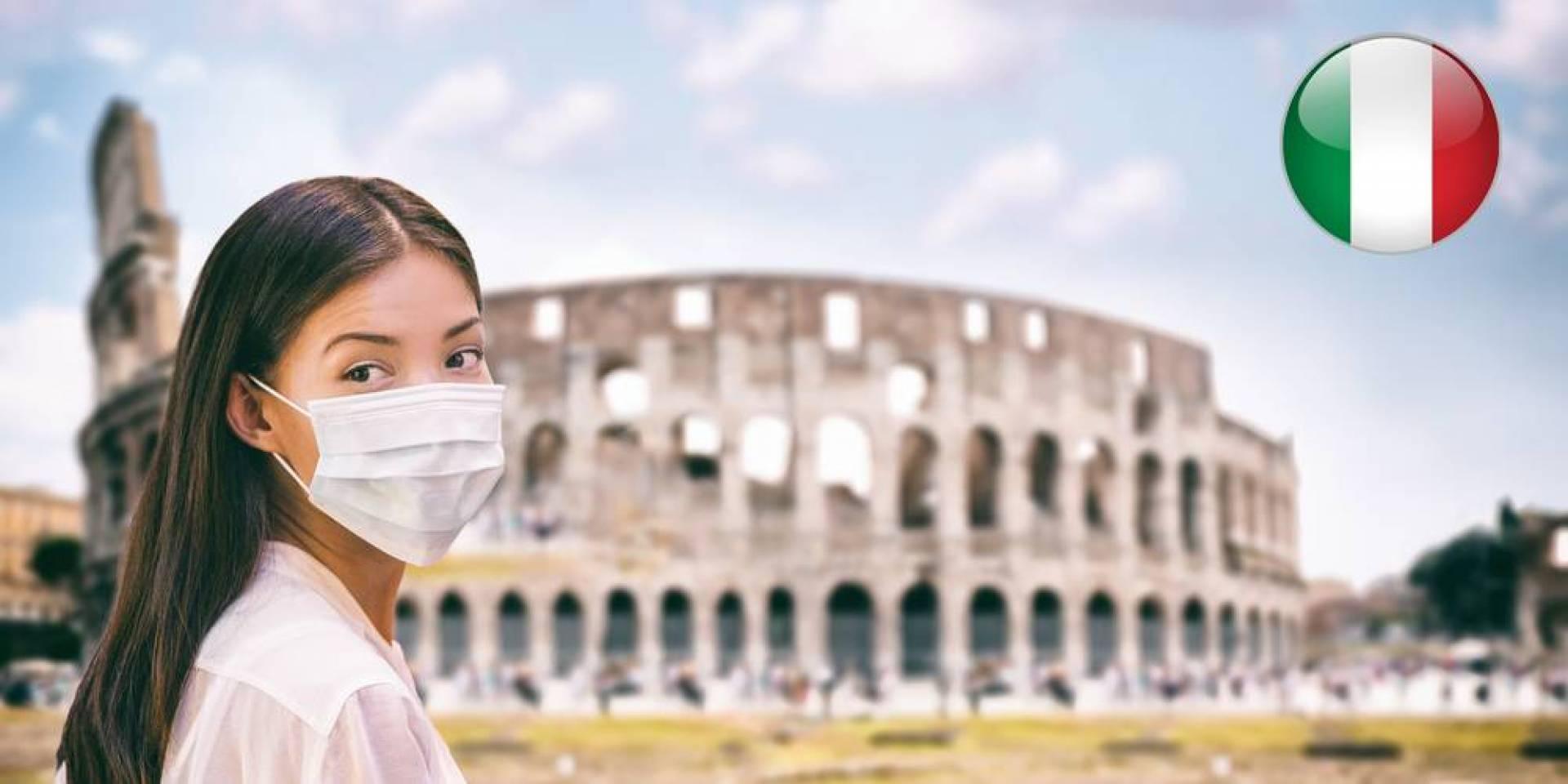 منع تجول ليلي في جميع أنحاء إيطاليا اعتبارا من الغد