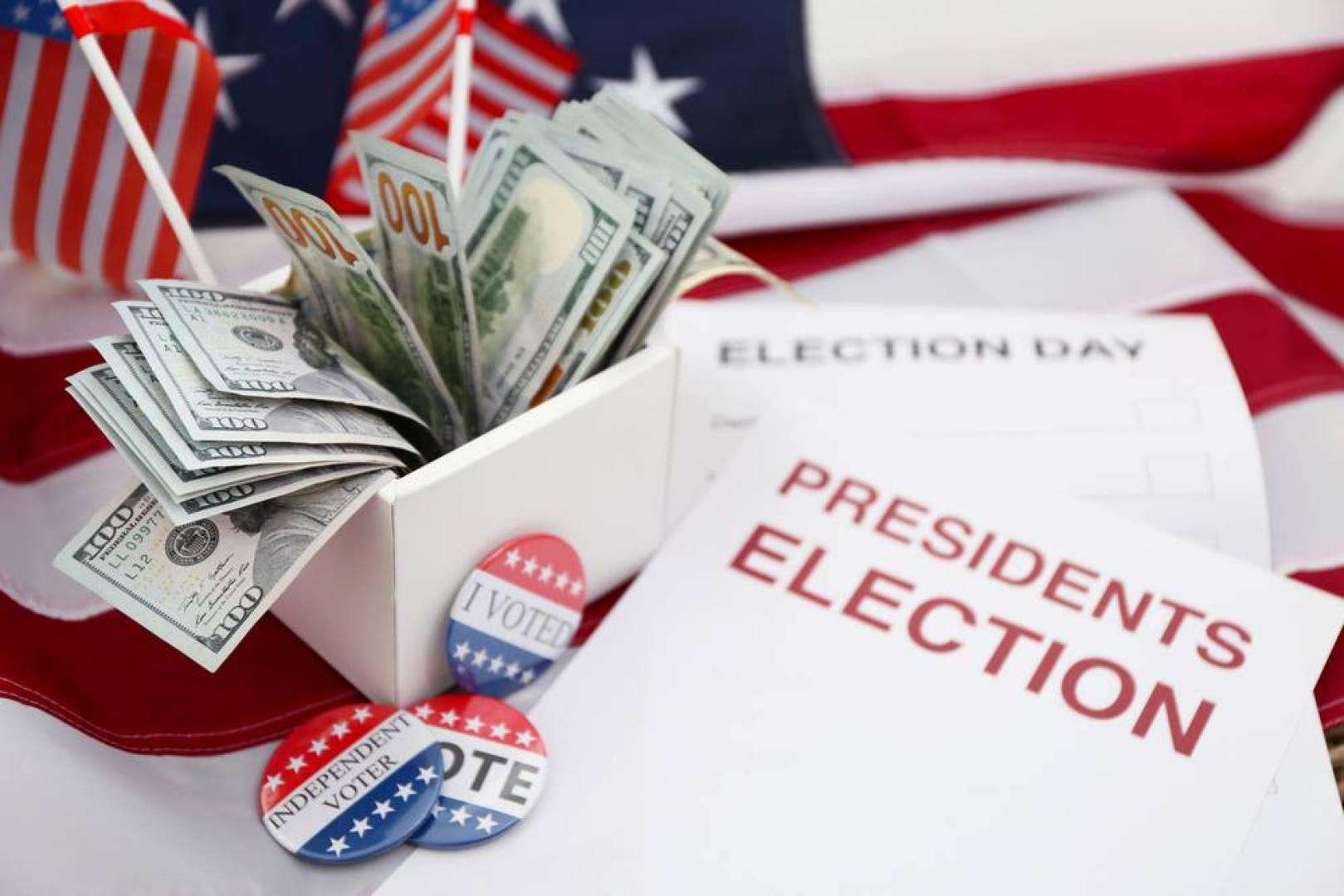 14 مليار دولار.. قيمة الإنفاق على الانتخابات الرئاسية الأميركية