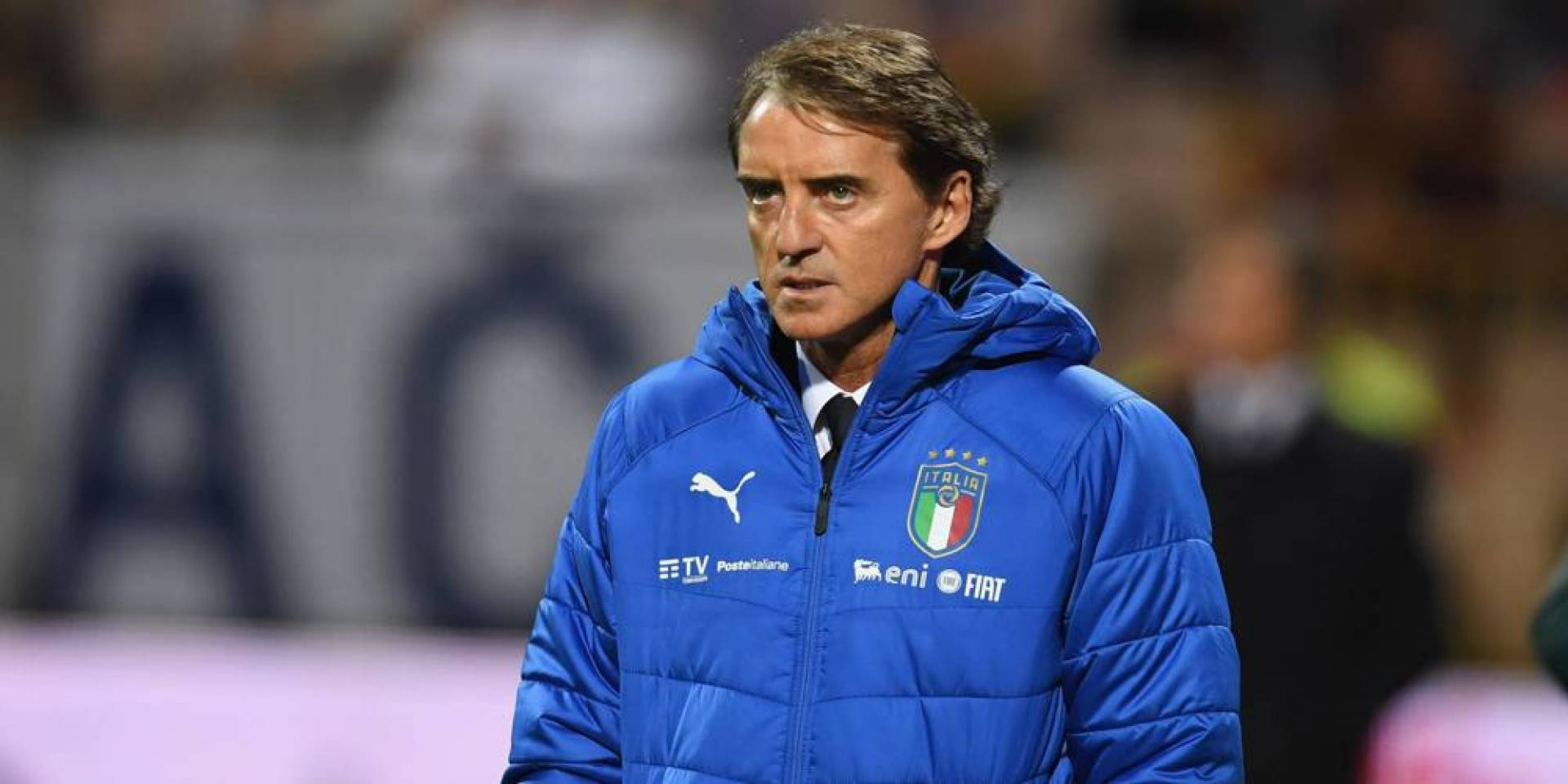 إصابة روبرتو مانشيني مدرب إيطاليا بـ «كورونا»