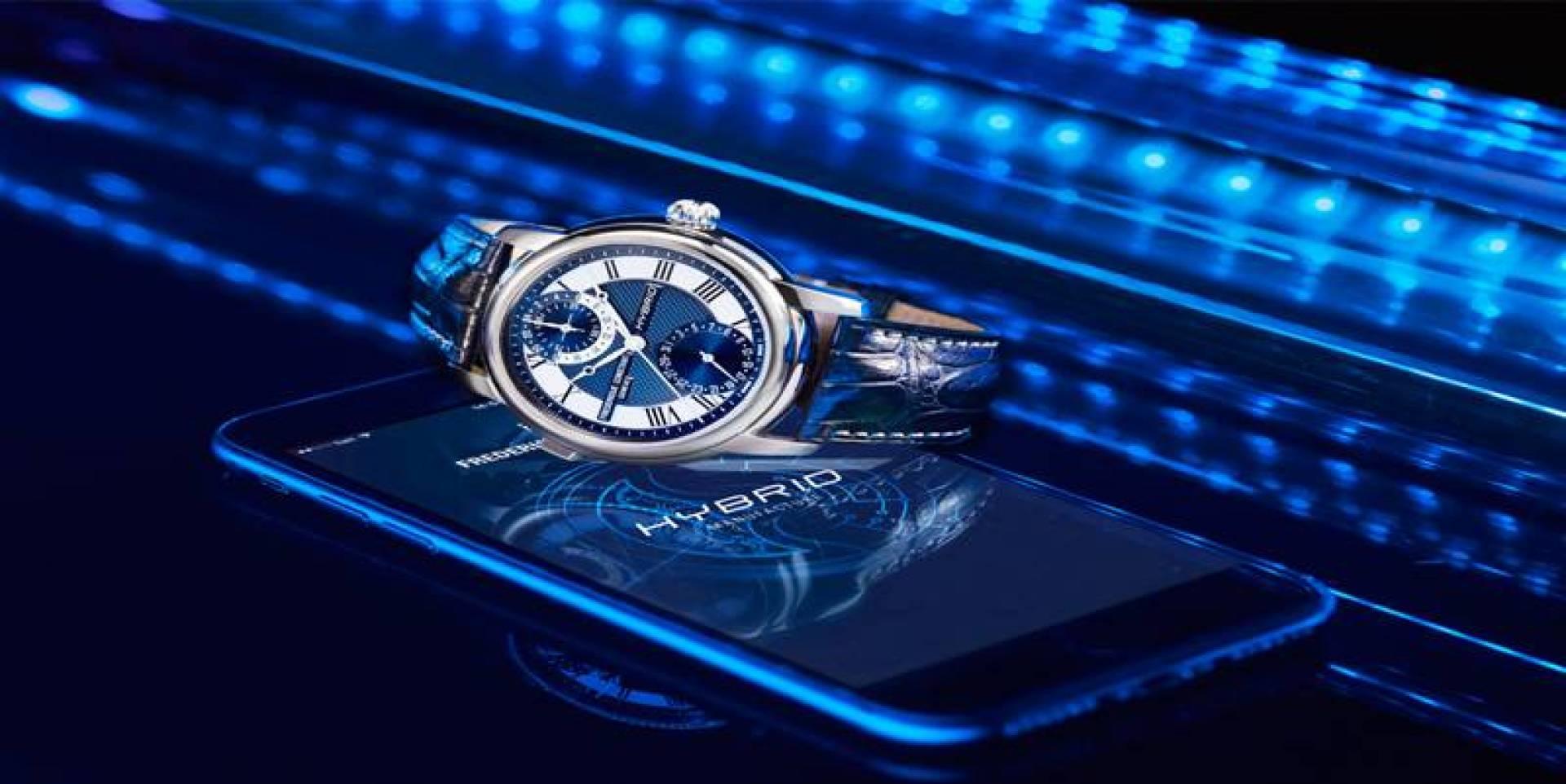 20 % نمو مبيعات الساعات الذكية السويسرية