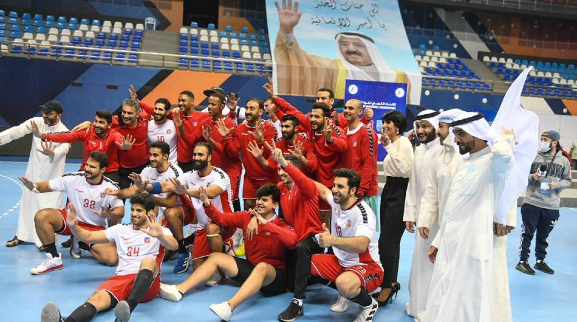 نادي الكويت يتوّج بلقب كأس الاتحاد المحلي لكرة اليد