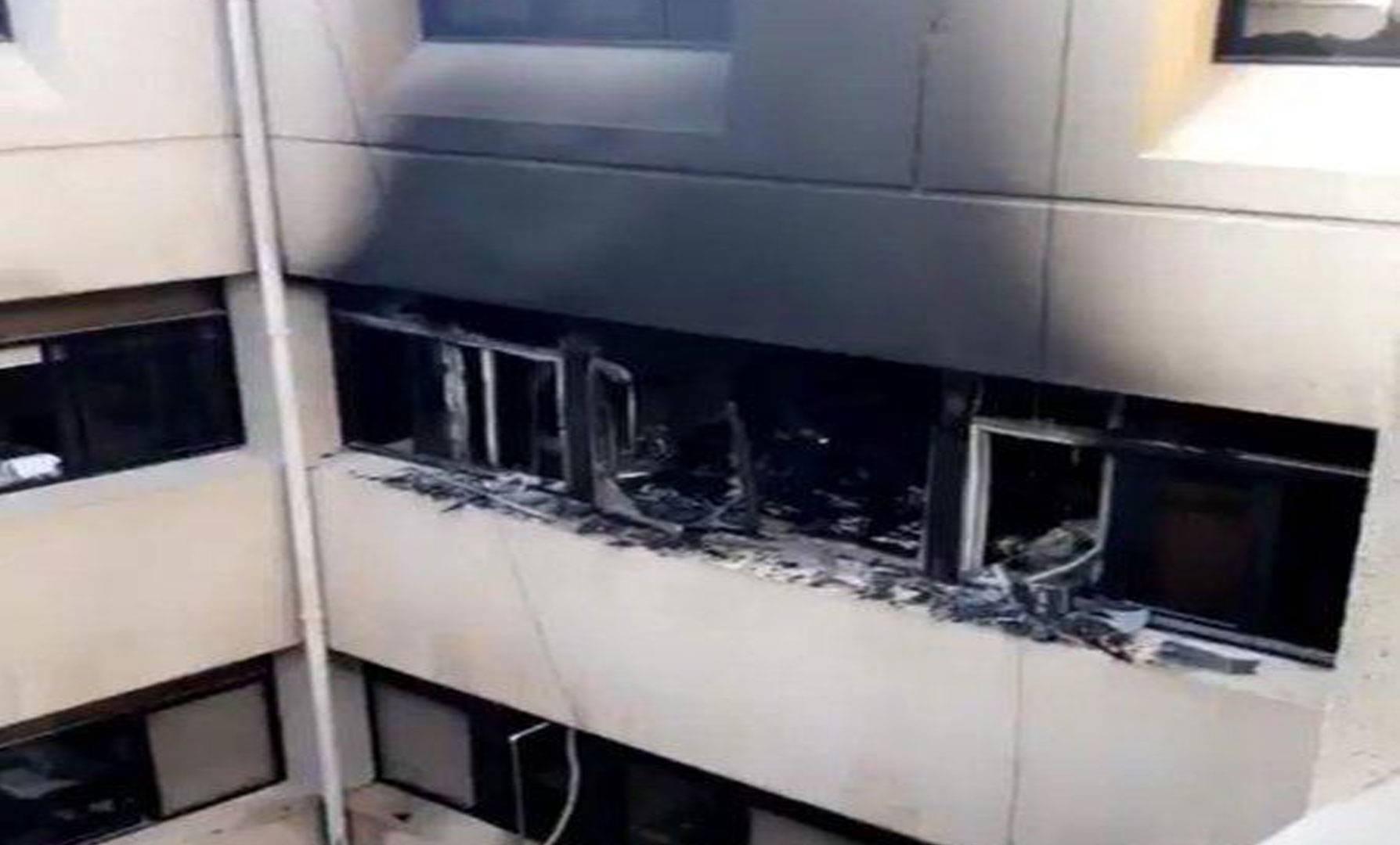 «الصحة»: السيطرة على حريق محدود بأحد الغرف في ديوان عام الوزارة