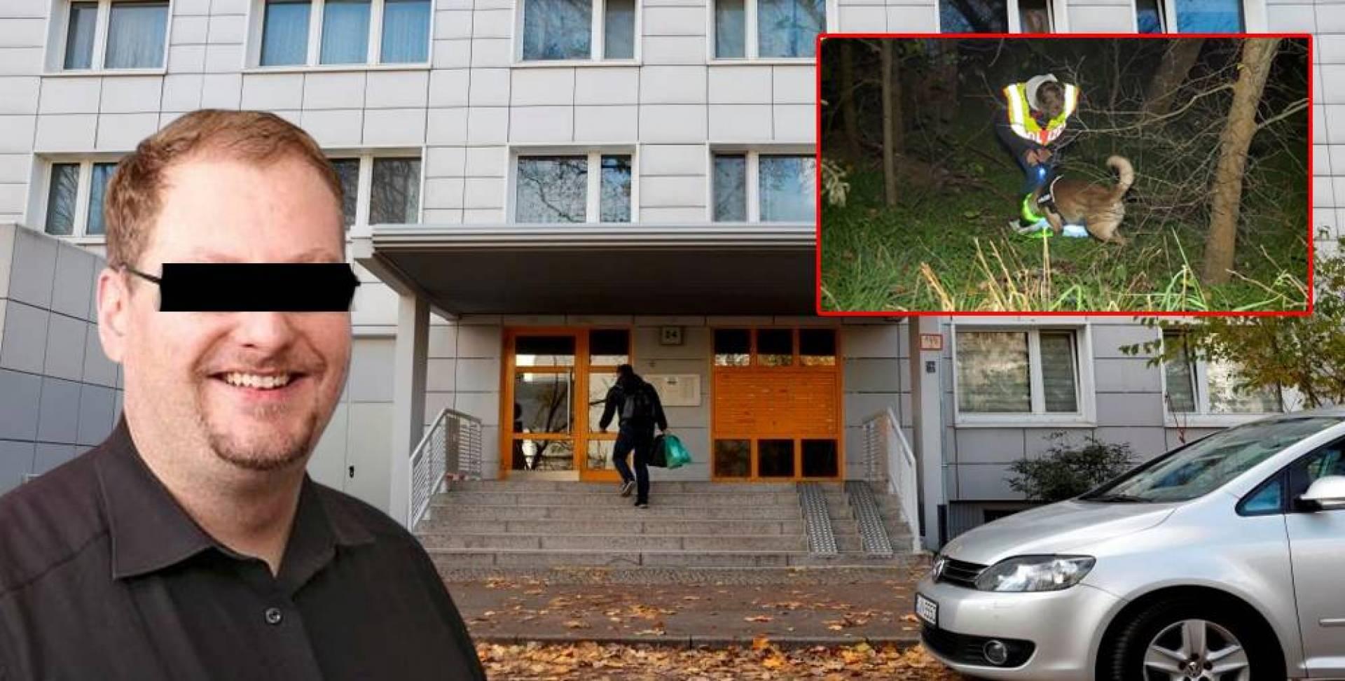 التفاصيل الكاملة لاعتقال آكل لحوم البشر في برلين