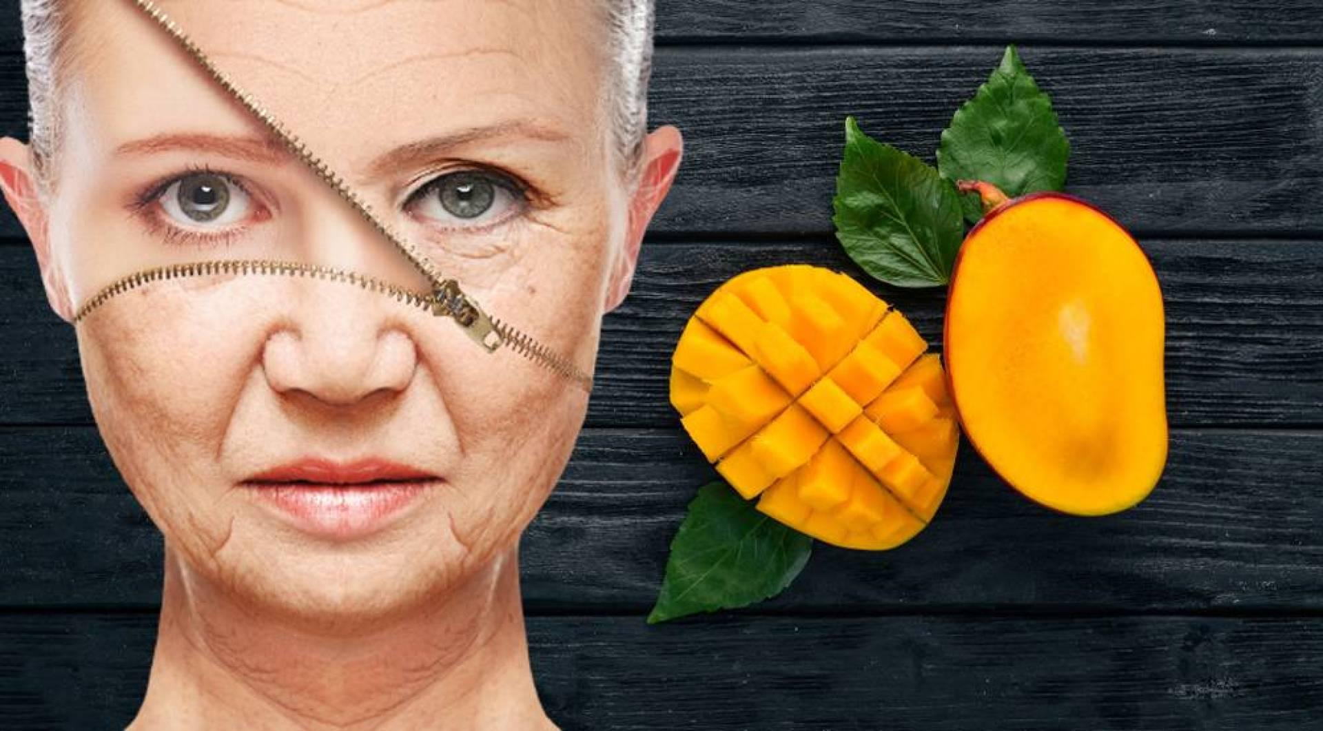 دراسة حديثة: المانجو تقلل تجاعيد الوجه لدى المرأة