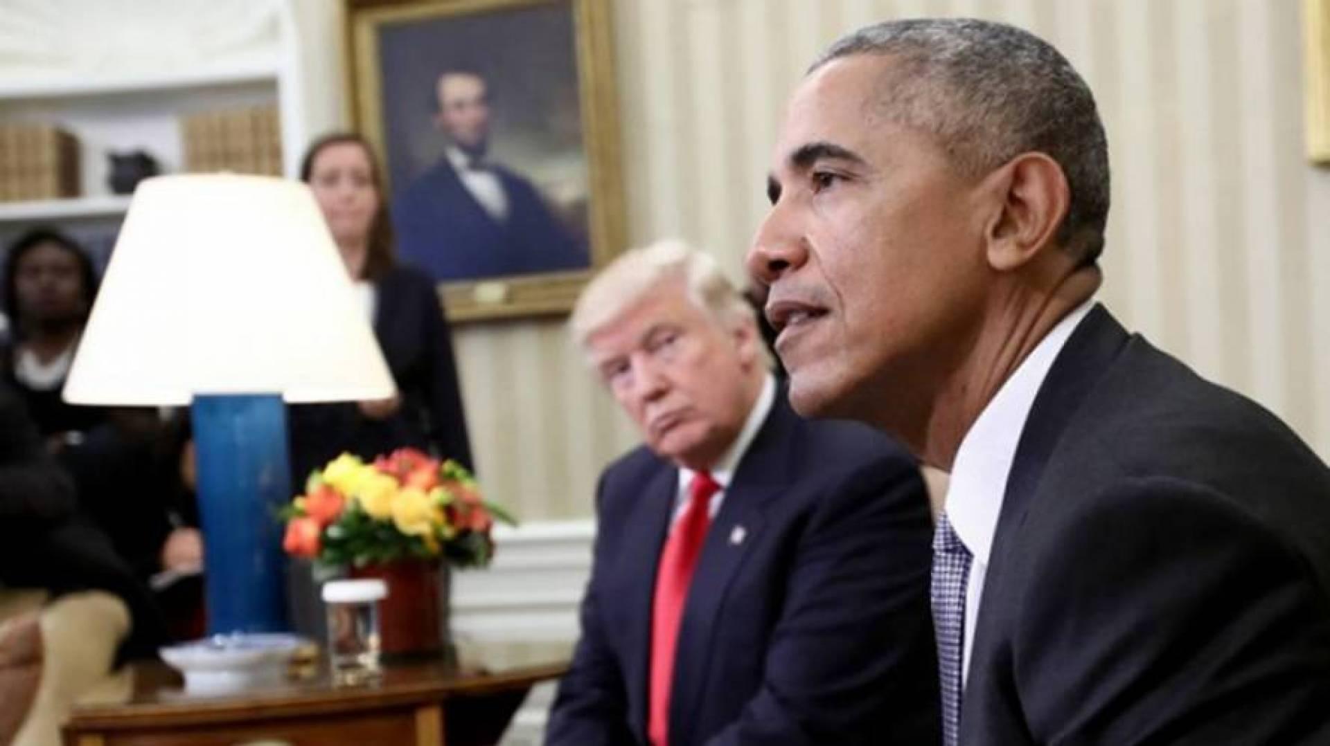 أوباما بفكاهة: «نافي سيلز» تستطيع إخراج ترامب بالقوة من البيت الأبيض