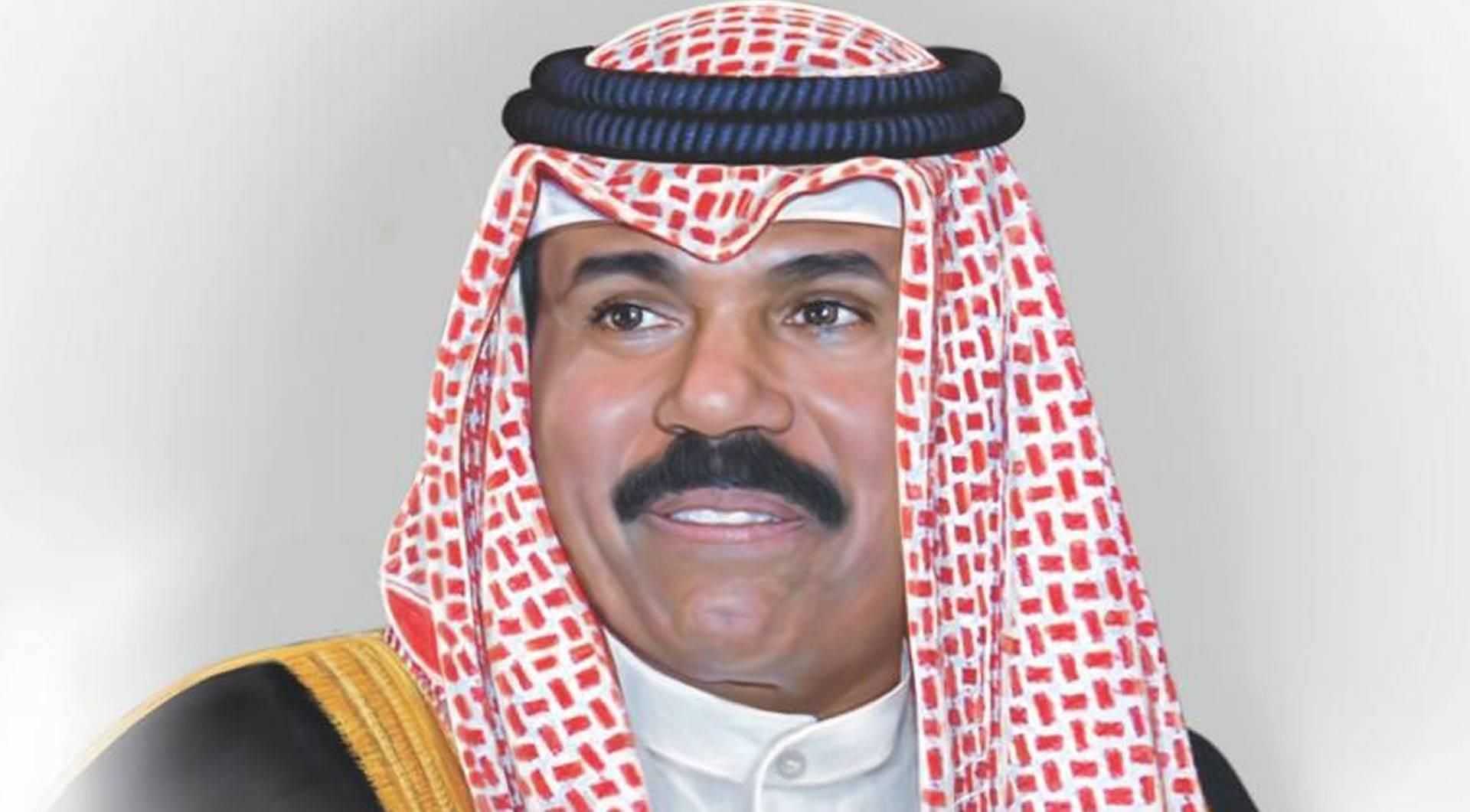سمو الأمير يهنئ وزير الصحة بنجاح أول عملية زراعة للكبد لمواطنة من فريق طبي كويتي متكامل