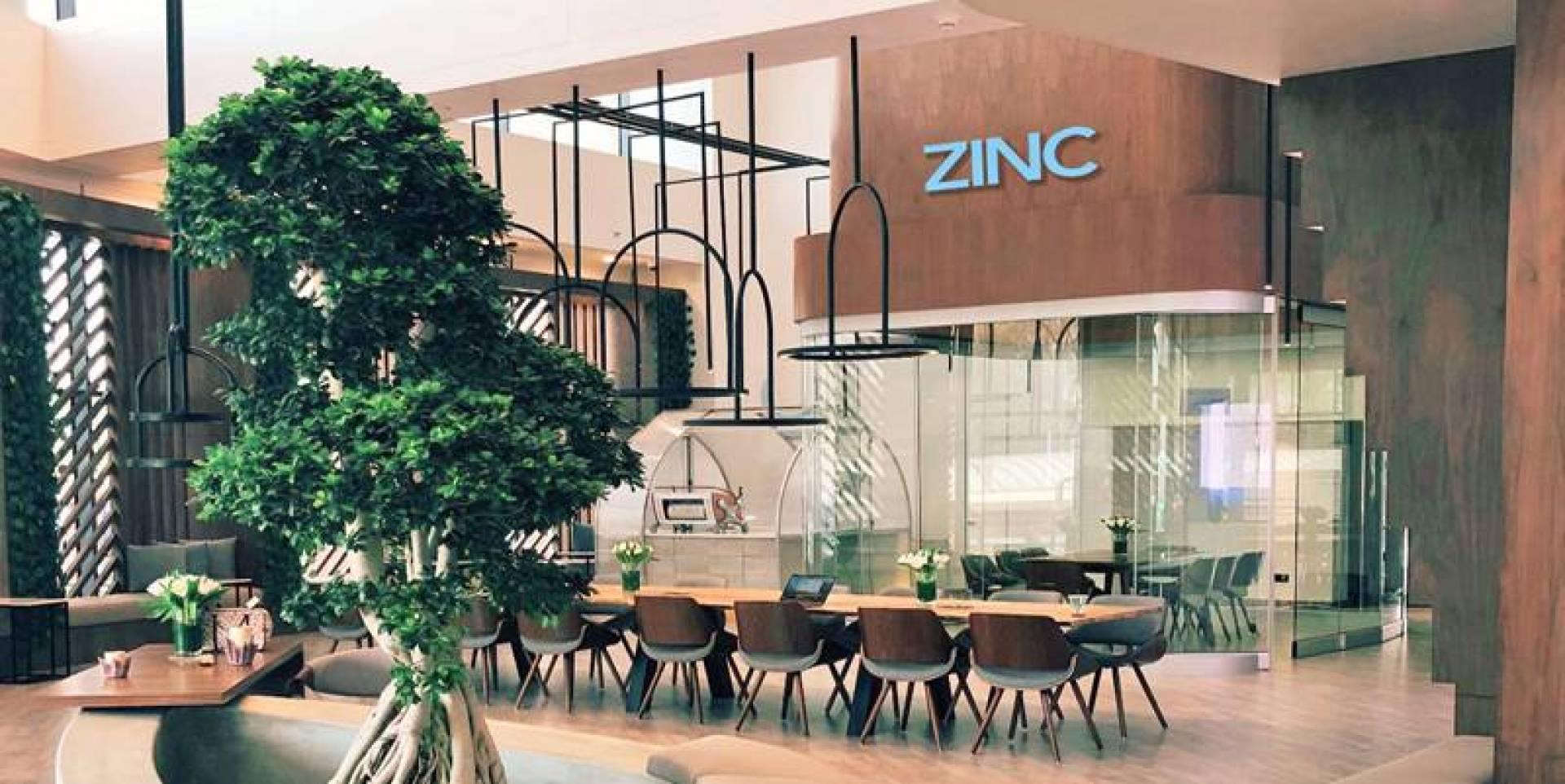 مركز زين للإبداع ZINC في الكويت