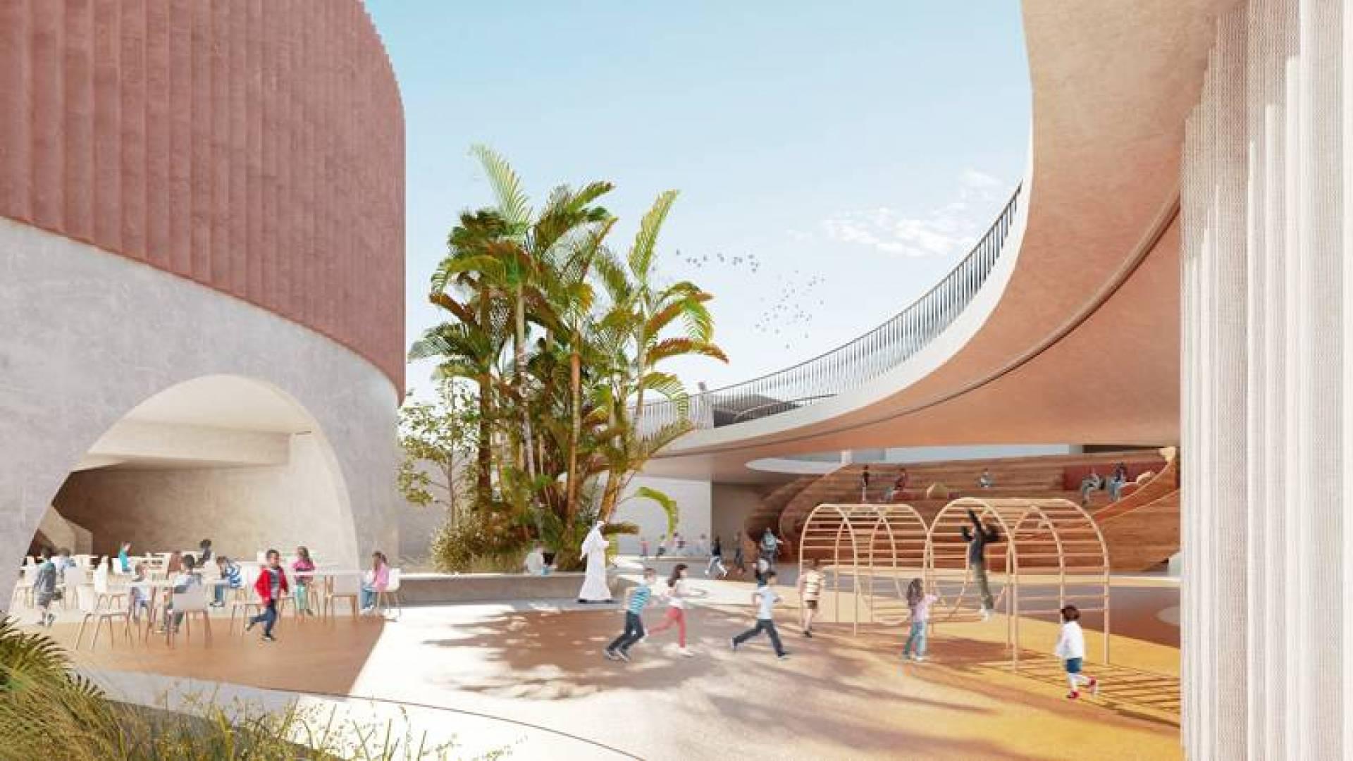تصميم لمدارس المستقبل