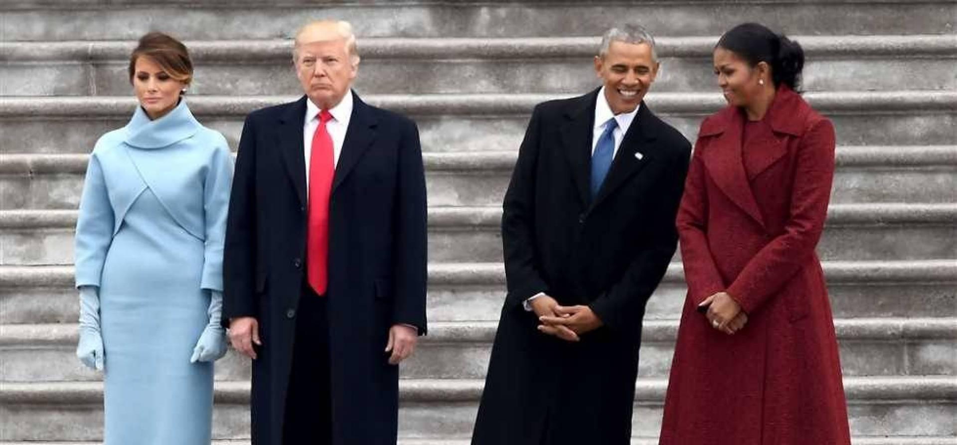 فوضى إدارة ترامب في مسلسل كوميدي.. ينتجه أوباما وزوجته